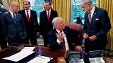 Başkan Trump'ı dinlemekle suçlanan Çin'den sert yanıt