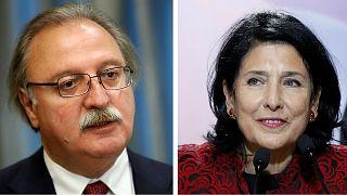 Georgia elects French-born Zurabishvili as president, OSCE says process was undermined