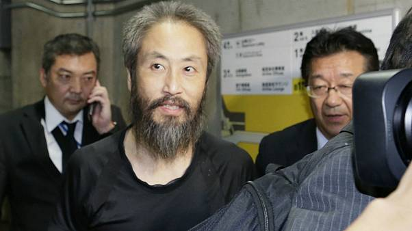 بازگشت روزنامه نگار ژاپنی ربوده شده در سوریه به کشورش