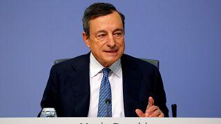 Draghi ist optimistisch im italienischen Haushaltsstreit