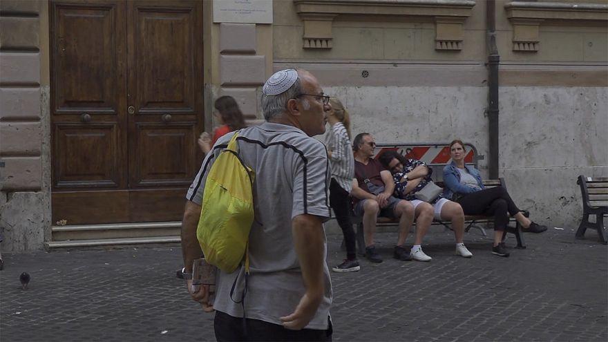 """Antisémitisme en Italie : """"Chaque époque a son nouvel ennemi"""""""