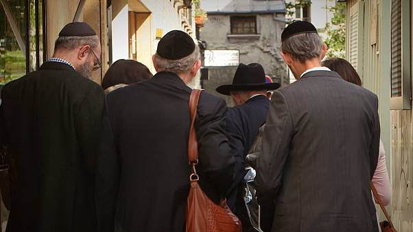 Kristallnacht: fears grow in France over anti-semetic violence