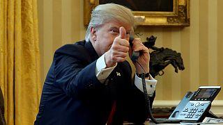 چین و روسیه مکالمات تلفنی ترامپ را «شنود» می کنند