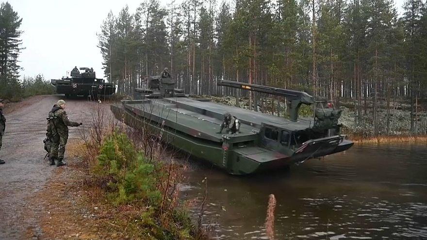 Nato-Großmanöver mit 50.000 Soldaten
