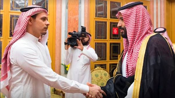 پسر جمال خاشقجی عربستان را ترک کرد