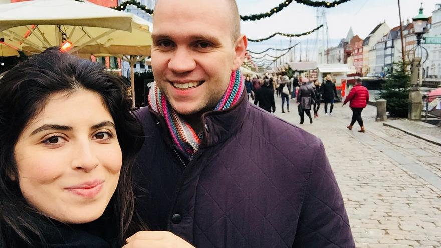 Student Matthew Hedges 'physically stopped from vomiting' by prison staff, said wife to Euronews
