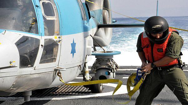 الجيش الإسرائيلي يقول إنه أرسل طائرات هليكوبتر لمساعدة الأردن في كارثة السيول بطلب من عمان