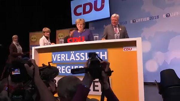 Nueva prueba de fuego para Angela Merkel