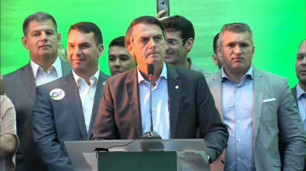 Brésil : Bolsonaro grand favori