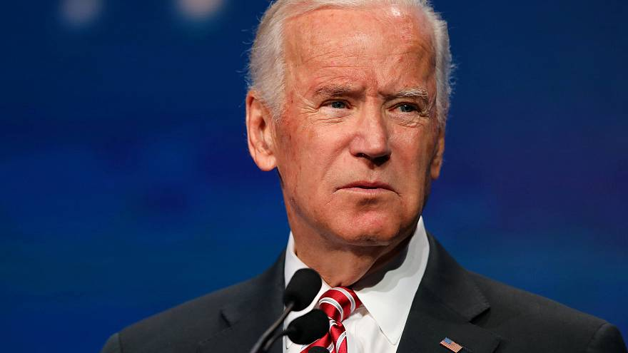 Joe Biden file photo