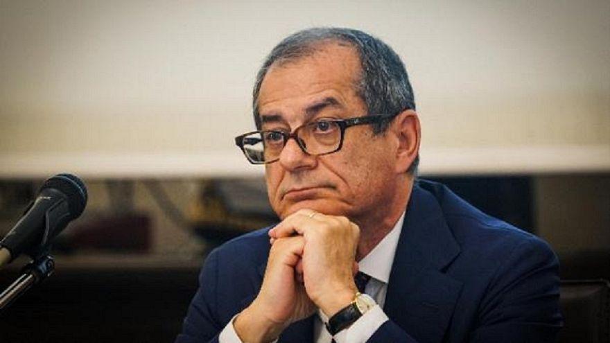 Il ministro Tria rassicura l'Eurozona