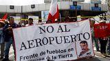Meksikalılar milyar dolarlık yeni havaalanına 'hayır' dedi