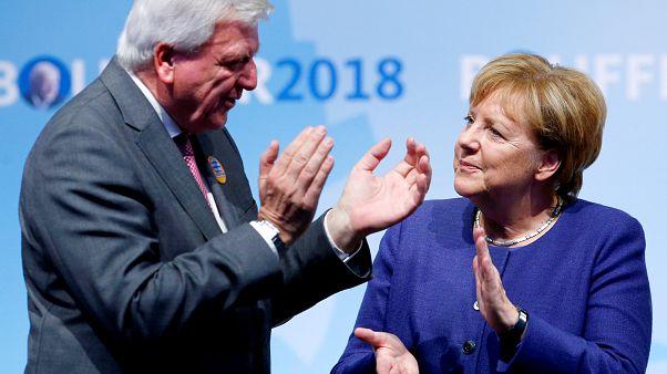Elezioni in Assia, trema la Merkel