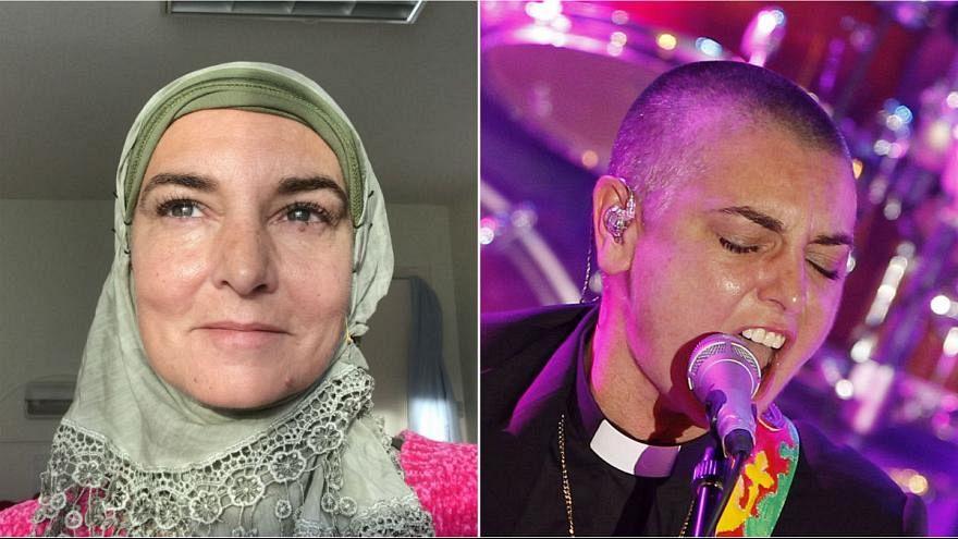 Sinéad O'Connor se convertit à l'islam et devient Shuhada' Davitt