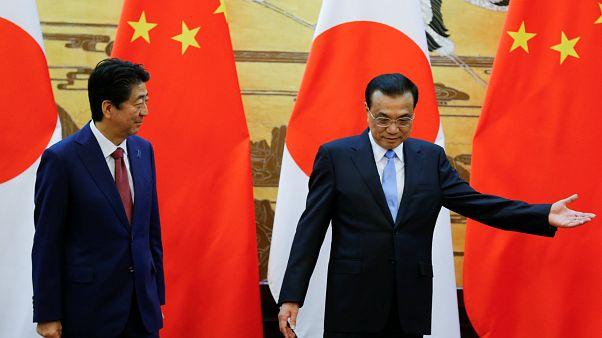 Retrouvailles sino-japonaises à Pékin