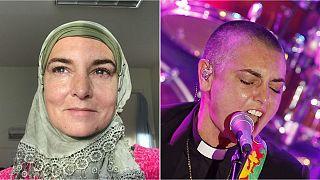 Ирландская певица Шинейд О'Коннор приняла ислам