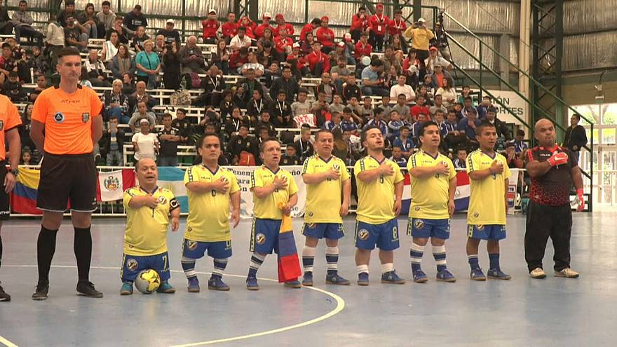 La otra Copa América de Fútbol