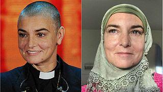 Sinead o'Connor bir kez daha din ve isim değiştirerek Müslüman Şüheda oldu