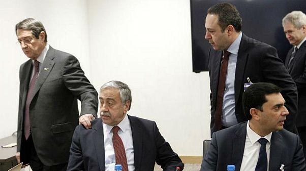 Συνάντηση Αναστασιάδη - Ακιντζί για το Κυπριακό