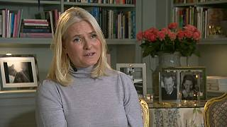 Norway's future Queen suffering from chronic lung disease
