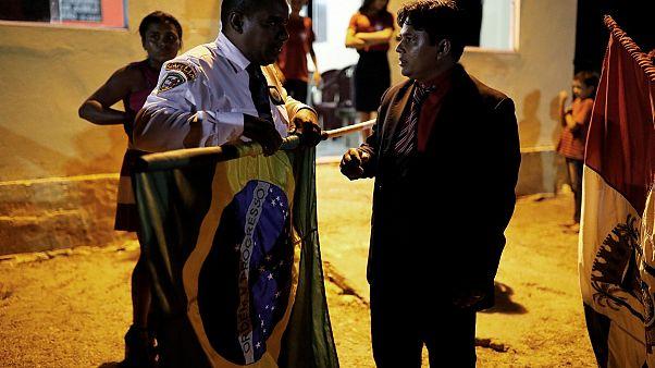 Фейковые новости : выборы по-бразильски