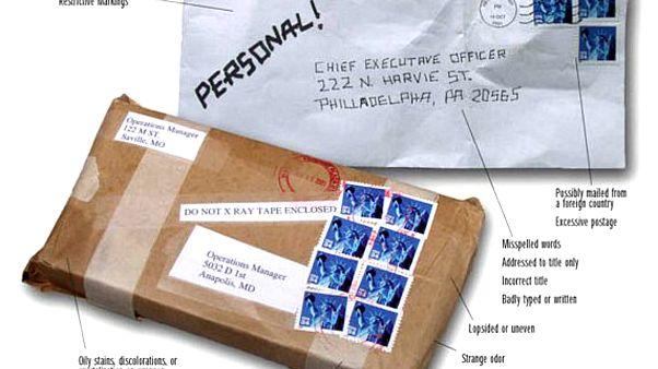 Bir paketi şüpheli kılan detaylar neler?