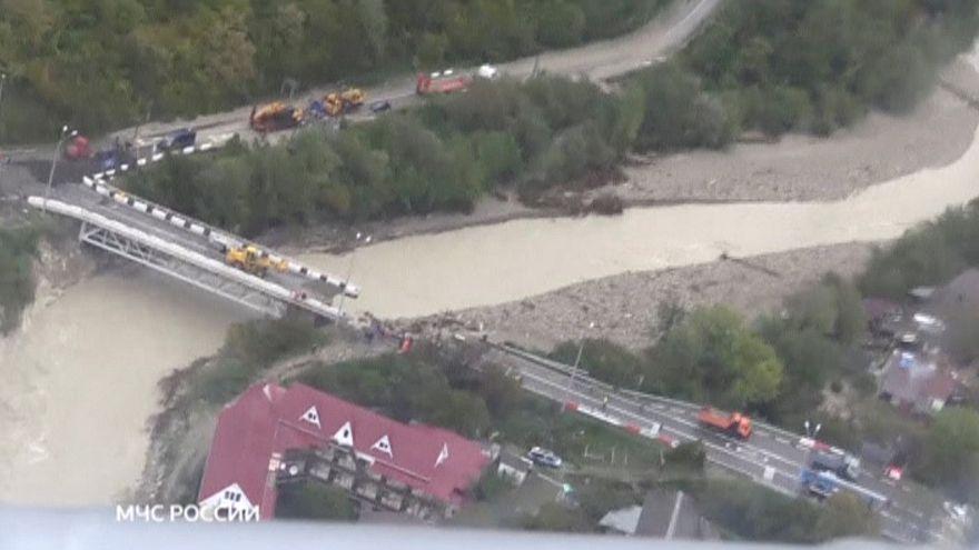 Растёт число жертв наводнения на Кубани
