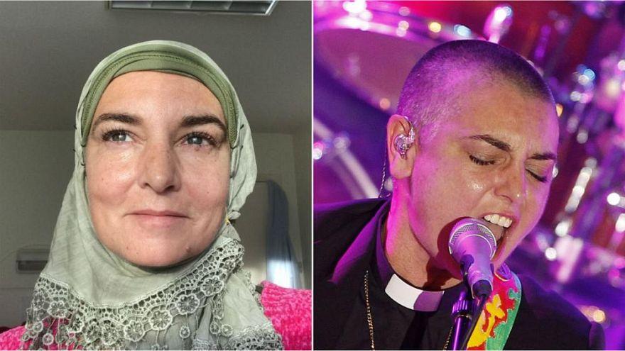 La cantante irlandesa Sinéad O'Connor anuncia su conversión al Islam