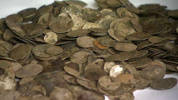 На дне Дуная обнаружен ценный клад
