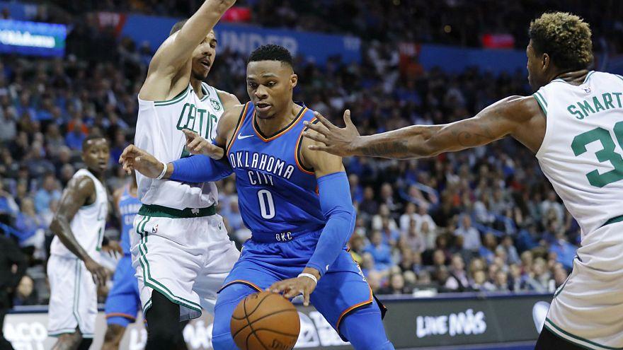 Quatro derrotas em quatro jogos, os Thunder estão em crise