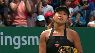 Bertens aproveita azar de Osaka e passa às meias-finais do Masters de Singapura
