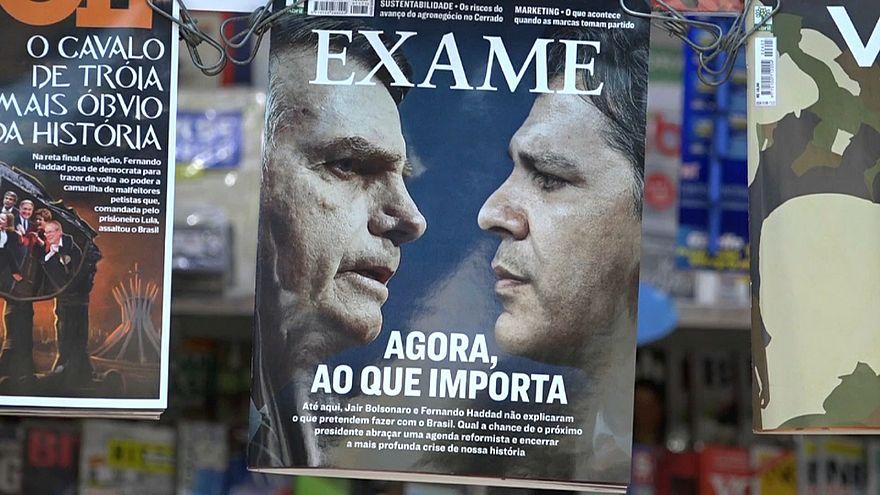 Βραζιλία: Η σύγκρουση των δύο άκρων στις προεδρικές εκλογές