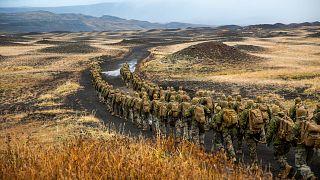 NATO envia avisos à Rússia durante exercício militar de larga escala