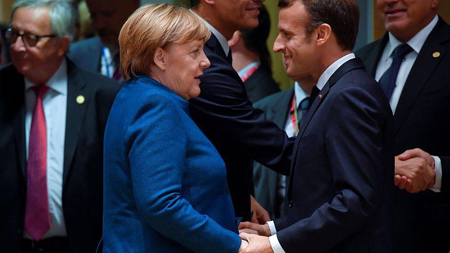 Macron és Merkel Európa jövőjéről