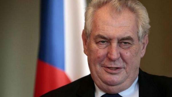 Çekya Devlet Başkanı Zeman'dan gazetecilere çirkin şaka: Sizi Suudi konsolosluğunda ağırlayacağım