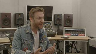 """David Guetta präsentiert sein neues Album """"7"""""""