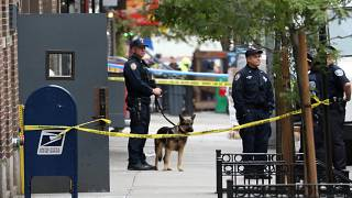 Colis suspects: la police fédérale américaine a arrêté une personne