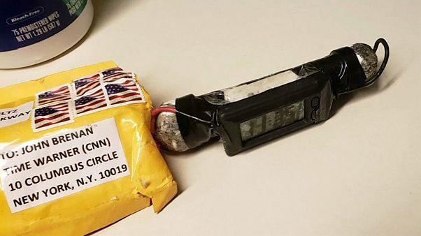 Briefbomben: Mann in Florida festgenommen