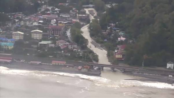 Russia: inondazioni nel sud, 6 morti
