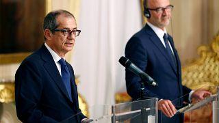La manovra italiana sul tavolo dell'Eurogruppo il 5 novembre