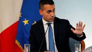 Luigi di Maio wettert gegen EZB-Chef Draghi