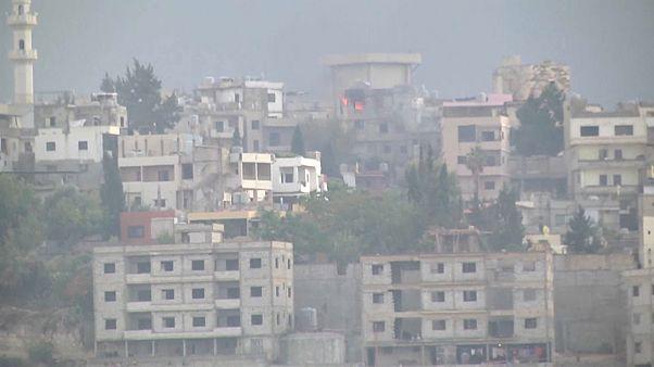 جريحان على الأقل في اشتباكات بين فصائل فلسطينية في لبنان