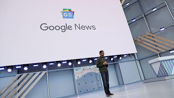 الرئيس التنفيذي لشركة غوغل ساندر بيتشاي
