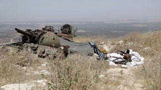 المرصد السوري: اشتباكات بين القوات الحكومية ومقاتلي المعارضة في حماة
