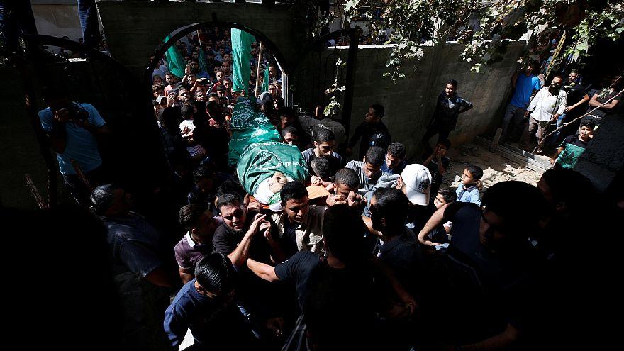 İsrail'den 'Büyük Dönüş Yürüyüşü'ne kanlı müdahale: 5 ölü