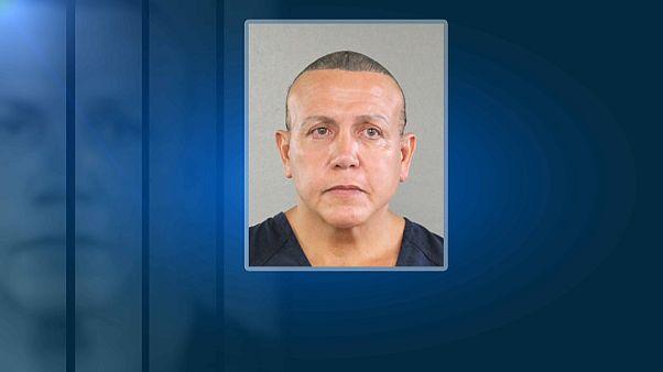 Suspeito do envio de pacotes armadilhados arrisca 48 anos de prisão