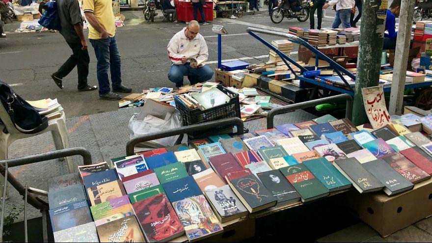 توزیع غیرقابل کنترل کتاب قاچاق در ایران