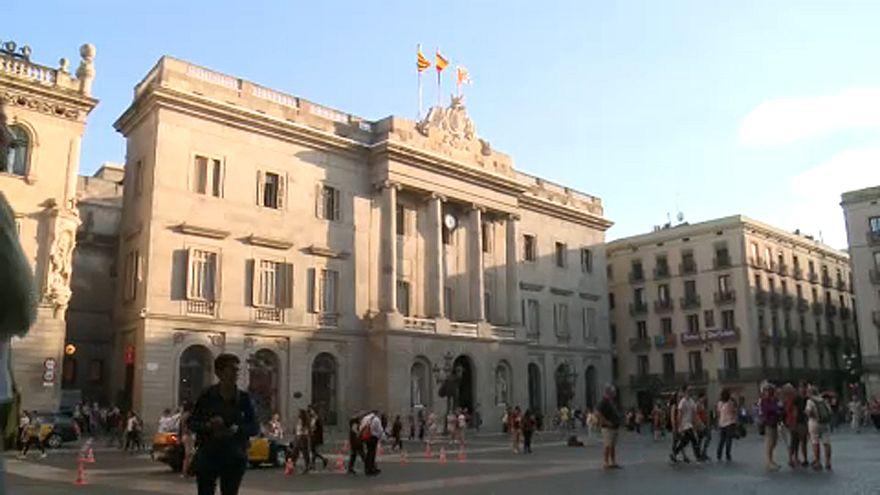 Barcelona pide abolir la monarquía