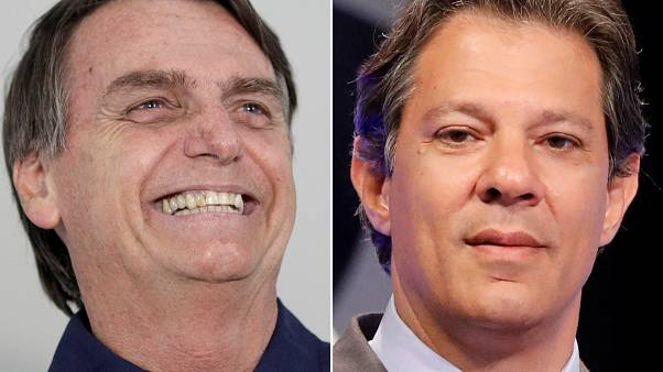 Polls show Bolsonaro's lead slipping ahead of Brazil's Presidential election