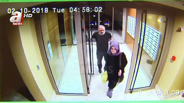 Khashoggi's fiancée speaks of regrets at letting murdered journalist walk to his death